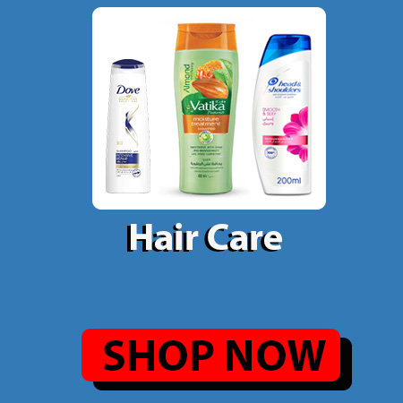 Hair Care - Shampoo